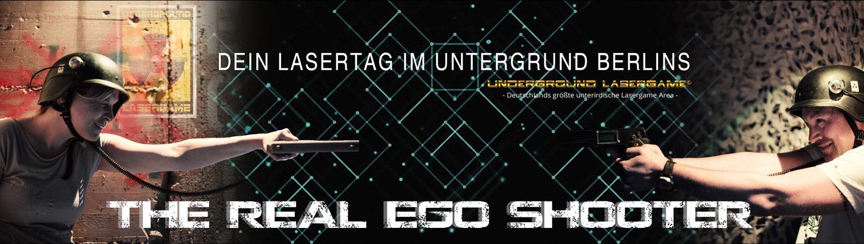 Lasertag Berlin by Underground Lasergame