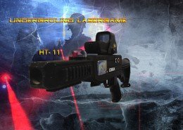 Lasertag Berlin-HT11 Tagger Front