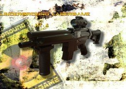 Lasertag Berlin-HT4 Tagger Front