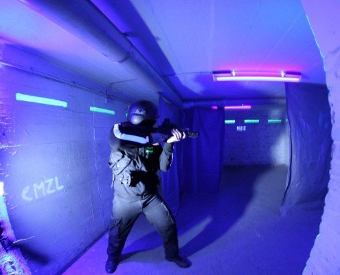 Lasertag in Berlin-Win the Game