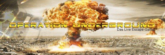 OPERATION UNDERGROUND-Das Lasertag Missionsspiel