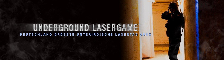 Lasertag in Berlin-Groesste unterirdische Game Area