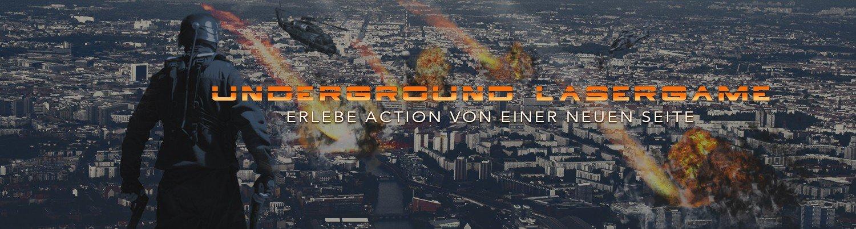 Lasertag in Berlin-Erlebe Action von einer neuen Seite