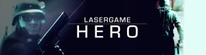 Lasertag in Berlin - Hero Games Package by Underground Lasergame