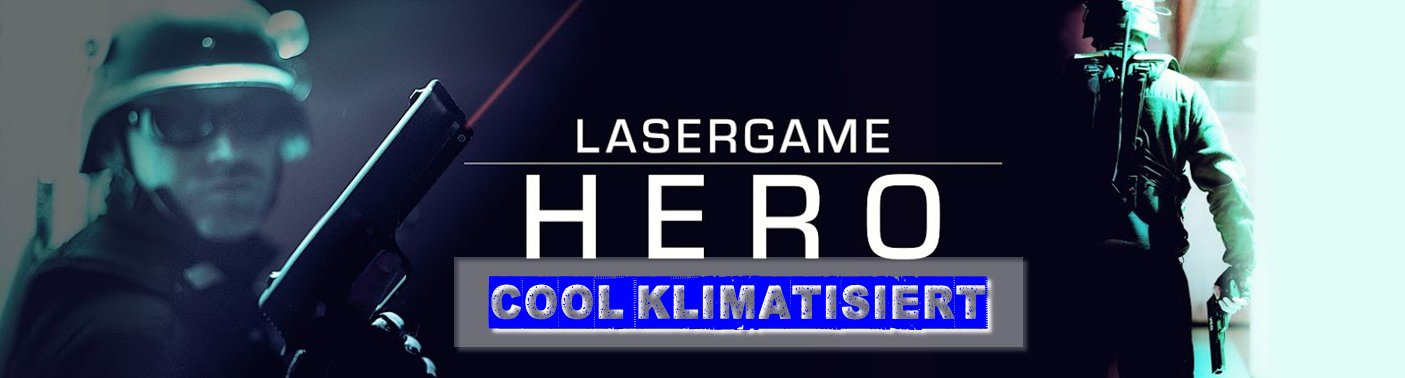 Lasertag Hero by Underground Lasergame