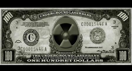 Lasertag Berlin - Wertgutschein 100 € von Underground Lasergame