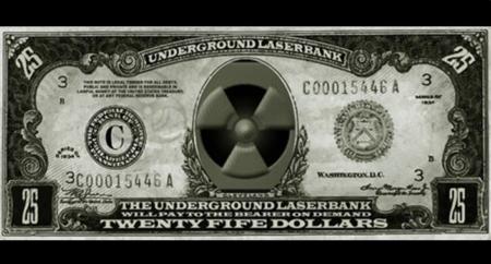 Lasertag Berlin - Wertgutschein 25 € von Underground Lasergame