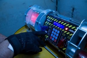 Lasertag Berlin - Entschaerfe den Sprengsatz