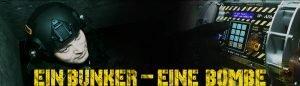 Lasertag Berlin - Du bekommst nur eine Chance, die Bombe im Bunker zu finden und zu entschärfen