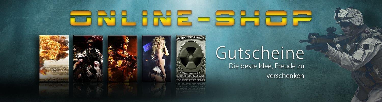 Lasertag Berlin - Tickets, Gutscheine und Lasergame zum verschenken