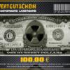 Lasertag Berlin - Wertgutschein 100 bei Underground Lasergame