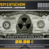 Lasertag Berlin - Wertgutschein 25 bei Underground Lasergame