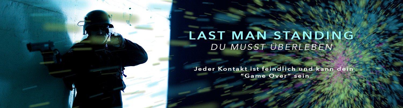 Lasertag in Berlin - Last Man Standing by Underground Lasergame