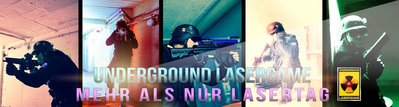 Lasertag in Berlin Einzigartig und coll by Underground Lasergame