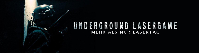 Lasertag in Berlin-Mehr als nur Lasertag by Underground Lasergame