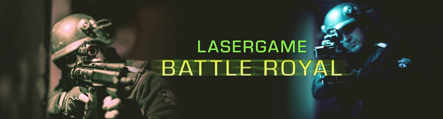 Lasertag Berlin - Dein BATTLE ROYAL Games Package