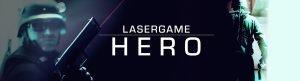 Lasertag in Berlin - Hero Games Package by Underground Lasergame