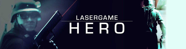 Lasertag Berlin - Dein Gamepaket HERO by Underground Lasergame
