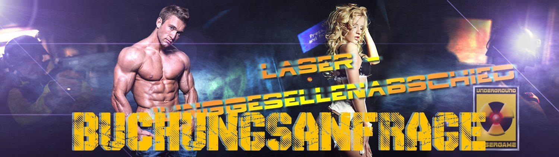Lasertag Berlin-Buchungsanfrage Junggesellenabschied