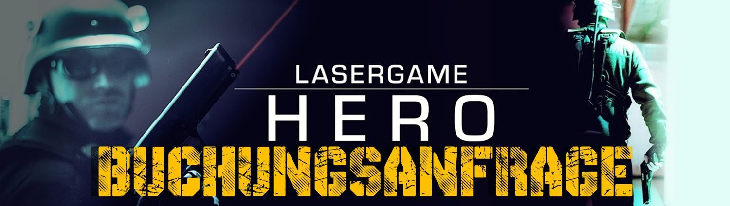 Lasertag Berlin-Buchungsanfrage Hero Games Packes