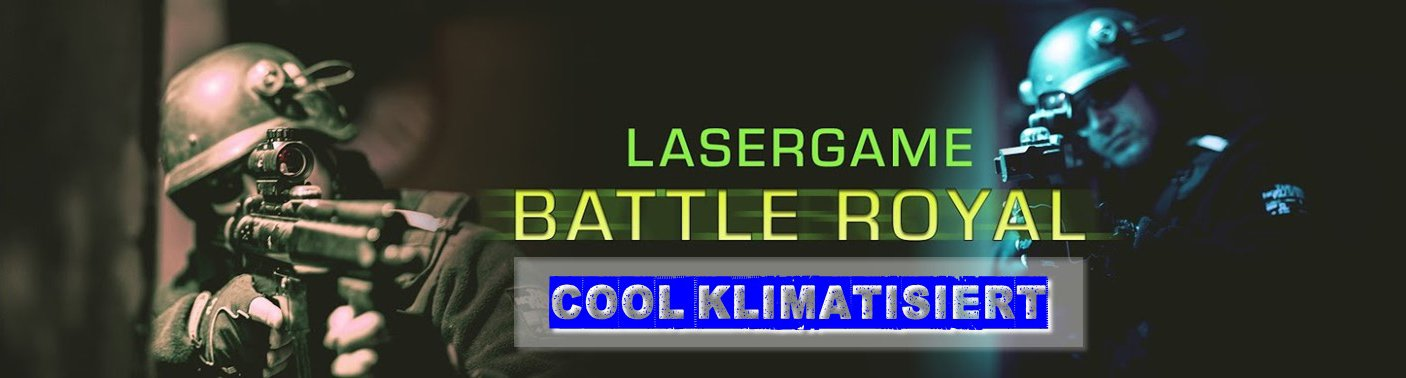 Lasertag Battle Royal by Underground Lasergame