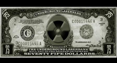 Lasertag Berlin - Wertgutschein 75 € von Underground Lasergame