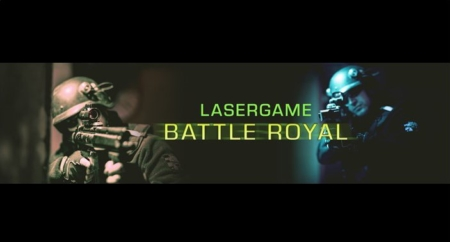 Lasertag Berlin - Gutschein Battle Royal