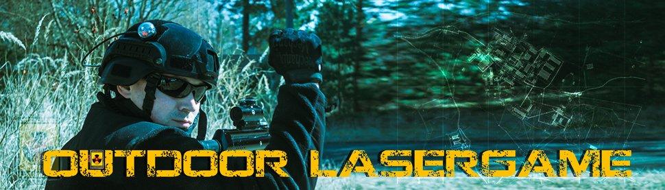 Lasertag Berlin - Underground Lasergame bei Berlin - Spiele Lasertag Outdoor - jetzt buchen