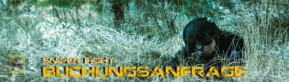 Lasertag Berlin - Underground Lasergame bei Berlin - sende uns Deine Buchungsanfrage für das Outdoorgame Sniper Fight