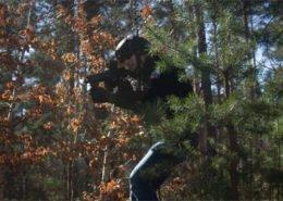Lasertag Berlin - Underground Lasergame bei Berlin - Käpfe Dich durch den Wald - jetzt buchen