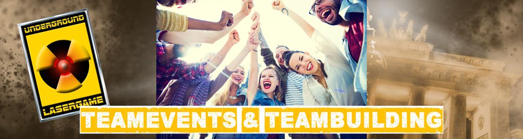 Teamevent Berlin - wir bieten in Berlin und Brandenburg ausgefallene und spannende Teamevents