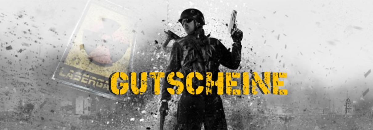 Lasertag Berlin-Gutscheine zum Verschenken bei Underground Lasergame