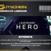 Lasertag Berlin - Gutschein Muster für das Lasergamepaket Hero