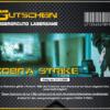 Lasertag Berlin - Gutschein Muster für das Lasergamepaket Cobra Strike
