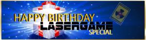 Lasertag Berlin-buche jetzt Dein Birthday Special by Underground Lasergame