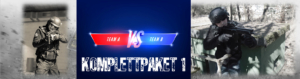 Underground Lasergame - Komplettpaket 2h inklusive Getränke